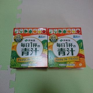 イトウエン(伊藤園)の伊藤園青汁 ⑦(青汁/ケール加工食品)