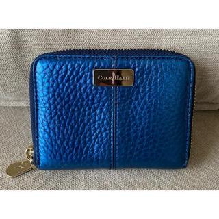 コールハーン(Cole Haan)の【美品】コールハーン COLE HAAN 二つ折り財布(財布)