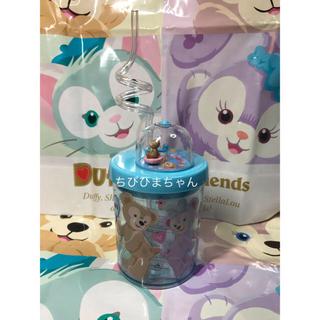 ダッフィー - 香港ディズニーランド♥ダッフィー シェリーメイ プラスチックカップ♥