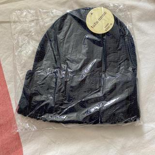 チュチュアンナ(tutuanna)のチュチュアンナ ニット帽(ニット帽/ビーニー)