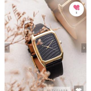 PAPILLONNER - LAPS 腕時計 パピヨネ 試着のみ