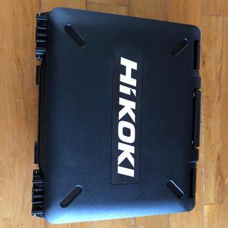 ヒタチ(日立)の日立 36V インパクトドライバ WH36DA(2XP) 3セット(工具)