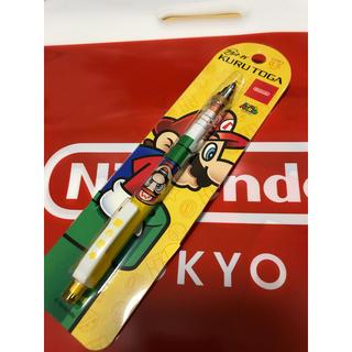 ニンテンドウ(任天堂)のNintendoTokyo限定 スーパーマリオ シャープペン クルトガ(ペン/マーカー)