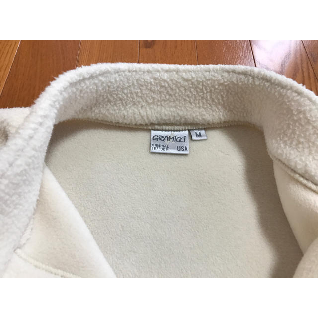 JOURNAL STANDARD(ジャーナルスタンダード)のグラミチ ジャーナルスタンダード/フリースジャケット/M メンズのジャケット/アウター(ブルゾン)の商品写真