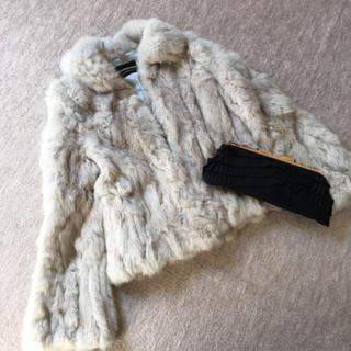 ストロベリーフィールズ(STRAWBERRY-FIELDS)のストロベリーフィールズ コート(毛皮/ファーコート)