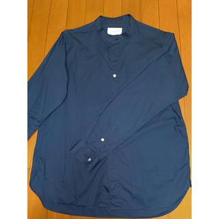 ドアーズ(DOORS / URBAN RESEARCH)のアーバンリサーチドアーズ ノーカラーシャツ(シャツ)