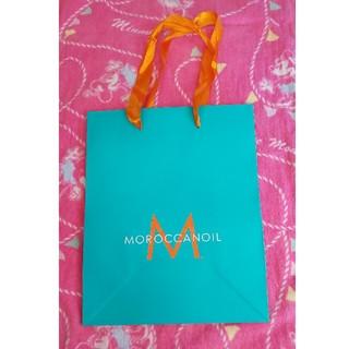モロッカンオイル(Moroccan oil)のモロッカンオイルショップ袋(ショップ袋)