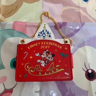 ディズニー(Disney)のTDRクリスマス バックチャーム(バッグチャーム)