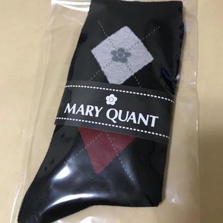 マリークワント(MARY QUANT)のマリークワント  ソックス  ②(ソックス)