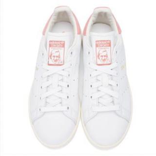 アディダス(adidas)の【22.5㎝】adidas スタンスミス ゴールドロゴ レザースニーカー(スニーカー)