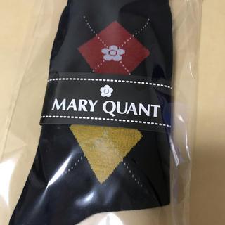 マリークワント(MARY QUANT)のマリークワント  ソックス  ③(ソックス)