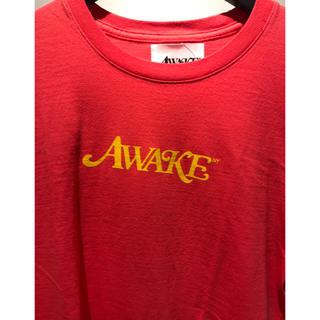 アウェイク(AWAKE)のAwake girls don't cry(Tシャツ/カットソー(半袖/袖なし))