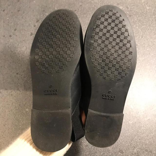Gucci(グッチ)のGUCCI ローファー 19センチ キッズ/ベビー/マタニティのキッズ靴/シューズ(15cm~)(ローファー)の商品写真