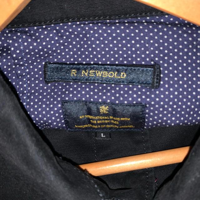R.NEWBOLD(アールニューボールド)のR.NEWBOLD ブルゾン Paul Smith メンズのジャケット/アウター(ブルゾン)の商品写真