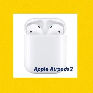 アップル(Apple)の【未開封】Apple Airpods2(ヘッドフォン/イヤフォン)