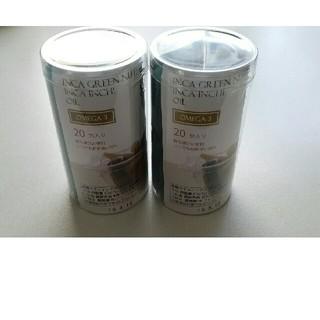 INCA GREEN NUTS  インチオイル(調味料)