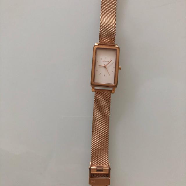 SKAGEN(スカーゲン)の値下げしました✨スカーゲン腕時計 レディースのファッション小物(腕時計)の商品写真