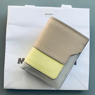 マルニ(Marni)の【2/9終了します】マルニ トランクシリーズ  ミニ財布 可愛い♪(財布)