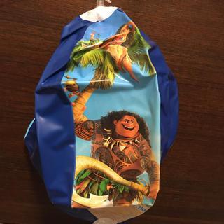 ディズニー(Disney)の新品 ビーチボール モアナと伝説の海 ALPINE コラボ 非売品 レア(その他)