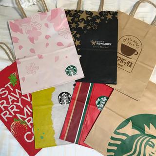 スターバックスコーヒー(Starbucks Coffee)のBaRa様専用スターバックス ショッパー(ショップ袋)