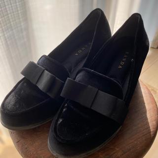 ランダ(RANDA)のRANDAパンプス(ローファー/革靴)