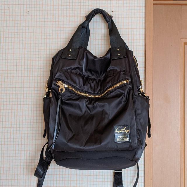 Legato Largo(レガートラルゴ)のマザーズ リュック レディースのバッグ(リュック/バックパック)の商品写真