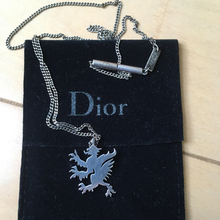 ディオールオム(DIOR HOMME)のディオールオム Dior クリスチャンディオール ネックレス エディ期(ネックレス)