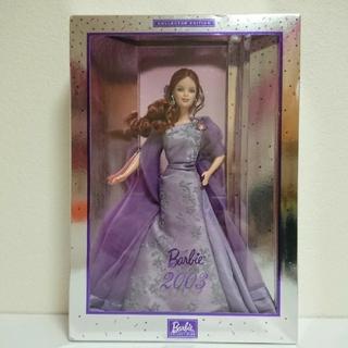 バービー(Barbie)の2500体限定 ☆ コレクターエディション(ぬいぐるみ/人形)