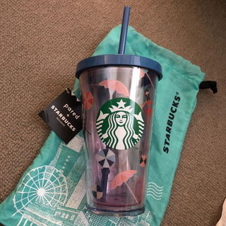 スターバックスコーヒー(Starbucks Coffee)のタイ スタバ paredコラボ タンブラー未使用 袋付き(タンブラー)