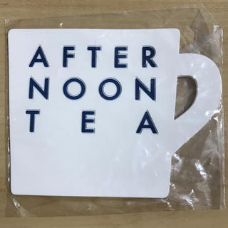 AfternoonTea - Afternoon Tea ロゴマグ コースター 2個セット
