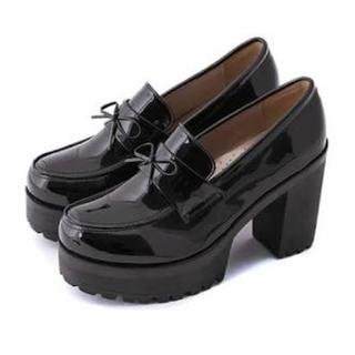 ロジータ(ROJITA)のロジータ ローファーパンプス(ローファー/革靴)