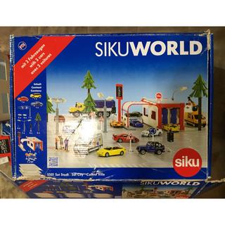 ボーネルンド(BorneLund)のsiku world(ジク ワールド)シティー ボーネルンド(電車のおもちゃ/車)