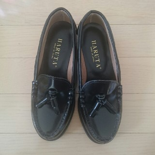 ハルタ(HARUTA)のHARUTA ローファー 22.5(ローファー/革靴)