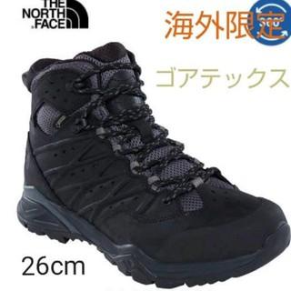 ザノースフェイス(THE NORTH FACE)の【新品】ノースフェイス ゴアテックス ブーツ(ブーツ)