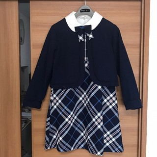 3can4on - 入学式 女の子スーツ