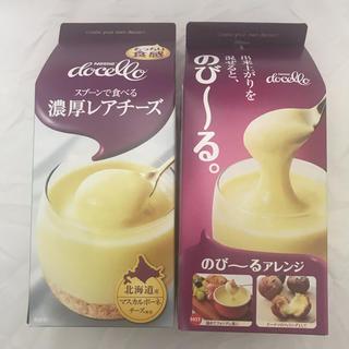 ネスレ(Nestle)のネスレ ドチェロ 濃厚レアチーズ もっちり食感(菓子/デザート)