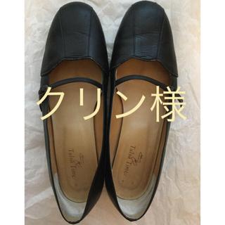 【クリン様】パンプス 黒 大きいサイズ 26.5cm 日本製 タルサタイム(ハイヒール/パンプス)
