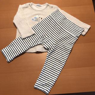 ファミリア(familiar)のパジャマ 90(パジャマ)
