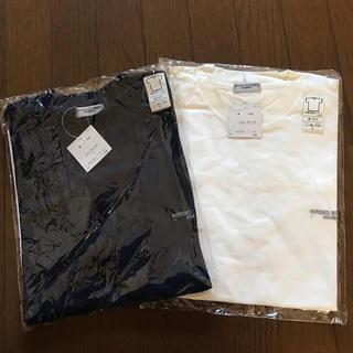 ヒロココシノ(HIROKO KOSHINO)のシンプルTシャツ 2枚セット(Tシャツ/カットソー(半袖/袖なし))