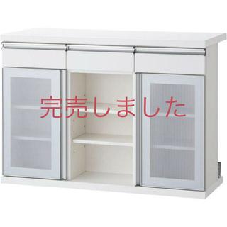 ニトリ(ニトリ)の美品 ニトリ バーカウンター テーブル (バーテーブル/カウンターテーブル)