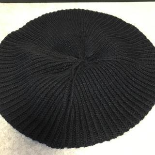 ザラ(ZARA)のザラ ニット帽 (ニット帽/ビーニー)