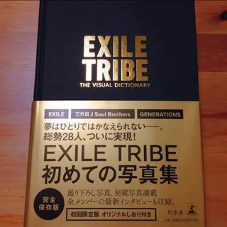 エグザイル トライブ(EXILE TRIBE)のEXILE TRIBE DICTIONARY(アート/エンタメ)