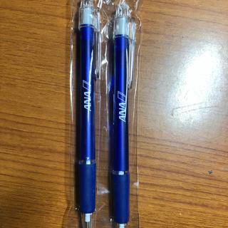 エーエヌエー(ゼンニッポンクウユ)(ANA(全日本空輸))の新品!ANAボールペン2本セット(ペン/マーカー)