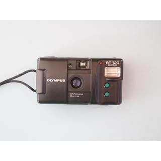 オリンパス(OLYMPUS)の完動品 OLYMPUS AM-100 コンパクトフィルムカメラ(フィルムカメラ)