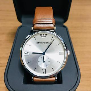 エンポリオアルマーニ(Emporio Armani)の未使用 美品 EMPORIOARMANI エンポリオ・アルマーニ 腕時計(腕時計(アナログ))