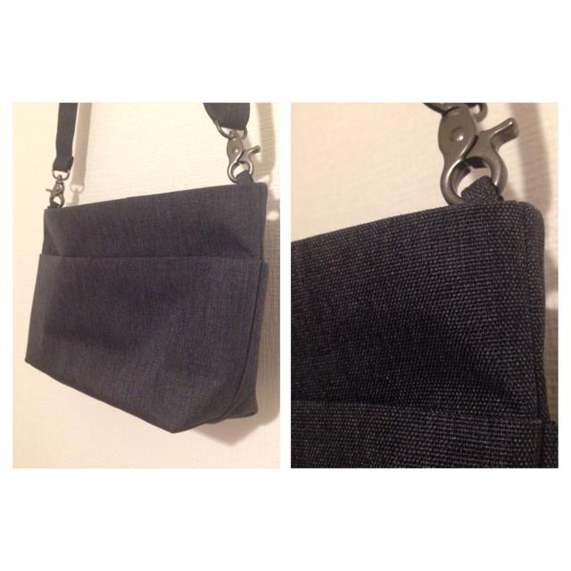 ブリパパのライブ用に購入した無印良品の『ポリエステル背面ポケット付きショルダーバッグ』がとーっても使いやすくお値段以上の商品だったので、ブリママも色違いで  ...