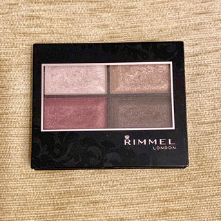 リンメル(RIMMEL)のリンメル ロイヤルヴィンテージ アイズ 004 オールドバーガンディ(アイシャドウ)