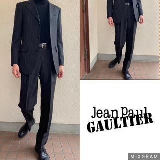 ジャンポールゴルチエ(Jean-Paul GAULTIER)の極上 Jean Paul GAULTIE セットアップ   ストライプ(セットアップ)
