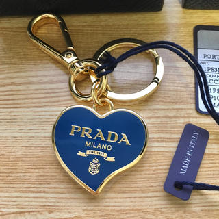 プラダ(PRADA)のプラダ キーホルダー 新品未使用(キーホルダー)