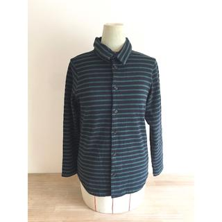 ヤエカ(YAECA)のニシカ nisicaトップス カットソー シャツジャケット サイズ1(カットソー(長袖/七分))